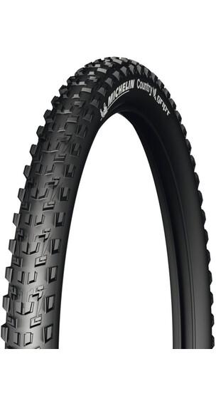 "Michelin Country Grip'R Opona 27,5"" drut czarny"